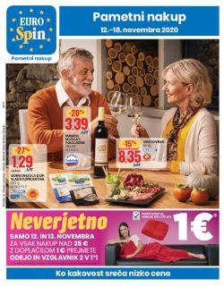 Eurospin katalog do 18. 11.
