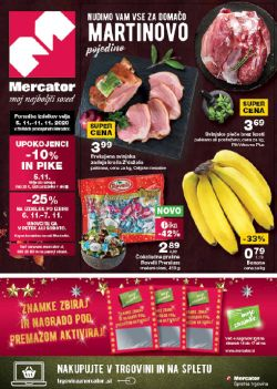 Mercator katalog do 11. 11.