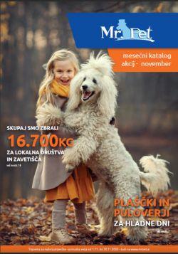 Mr Pet katalog november 2020