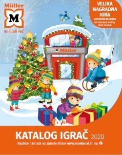 Muller katalog Igrače 2020