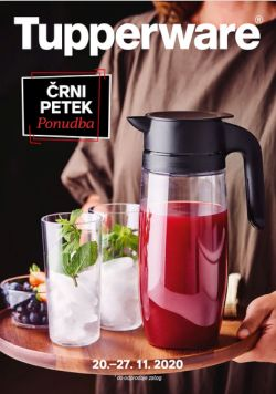 Tupperware katalog Črni petek do 27. 11.