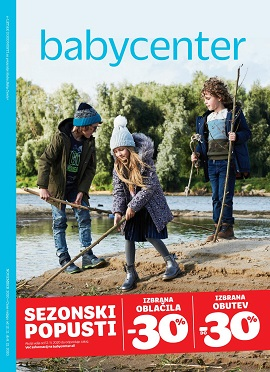 Baby Center katalog November 2020
