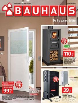 Bauhaus katalog november 2020