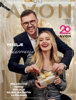 Avon katalog december 2020