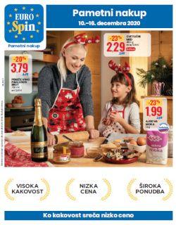 Eurospin katalog do 16. 12.