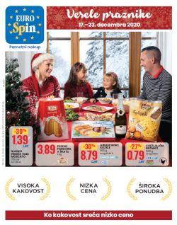 Eurospin katalog do 23. 12.
