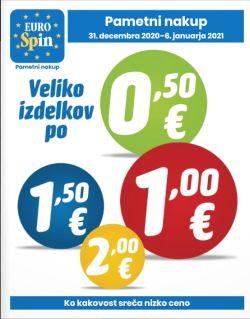 Eurospin katalog do 6. 1.