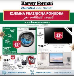 Harvey Norman katalog Izjemna praznična ponudba