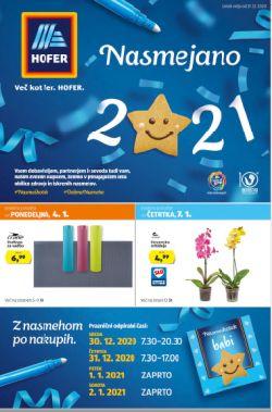 Hofer katalog od 31. 12.