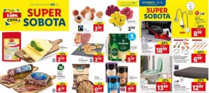 Lidl super sobota do 19. 12.