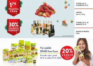 Spar in Interspar vikend akcija do 19. 12.
