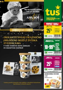Tuš katalog trgovine in franšize do 22. 12.