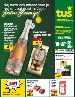 Tuš katalog trgovine in franšize do 5. 1.