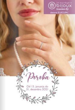 E Leclerc katalog Ljubljana Poroka 2021