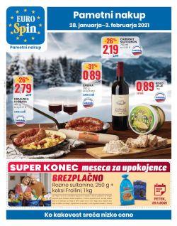 Eurospin katalog do 3. 2.