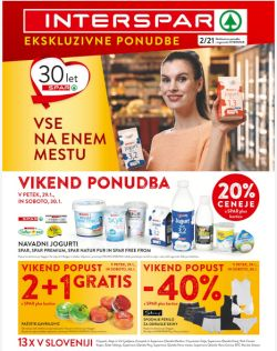 Interspar katalog do 2. 2.