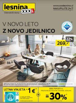 Lesnina katalog Jedilnice do 23. 1.
