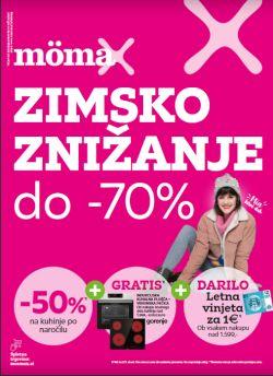Momax katalog Zimsko znižanje do 13. 2.