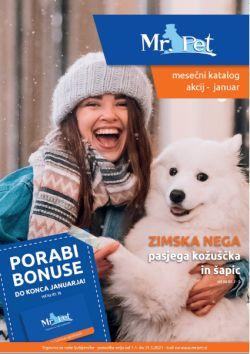 Mr Pet katalog januar 2021