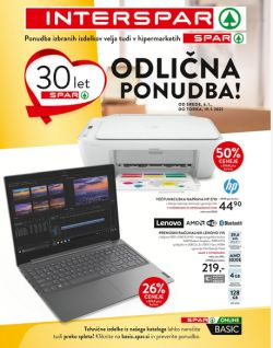 Spar in Interspar katalog Odlična ponudba do 19. 1.