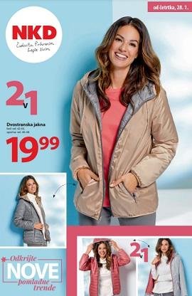 NKD katalog Novi pomladni trendi