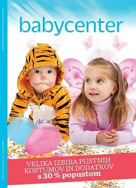 Baby Center katalog februar 2021