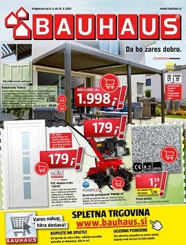 Bauhaus katalog marec 2021