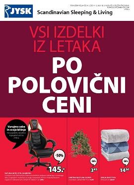 JYSK katalog do 17.2.