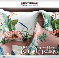 Harvey Norman katalog Kolekcija posteljnine