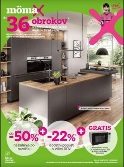 Momax katalog Kuhinje po naročilu do 27. 3.