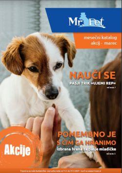 Mr Pet katalog marec 2021