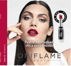 Oriflame katalog marec 2021