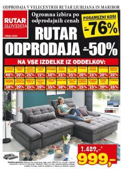 Rutar katalog Odprodaja do 8. 3.