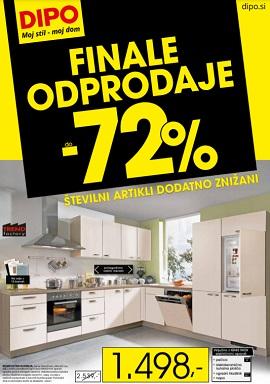 Dipo katalog Finale odprodaje -72%