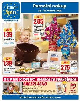 Eurospin katalog do 31.3.