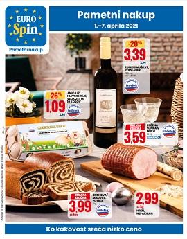 Eurospin katalog do 7.4.