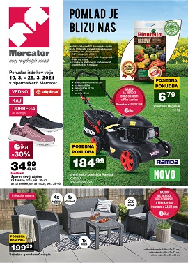 Mercator katalog Vrt do 29.3.