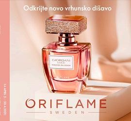 Oriflame katalog april 2021