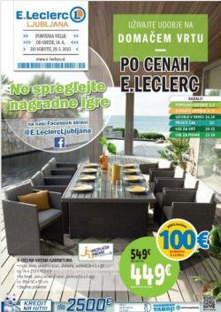 E Leclerc katalog