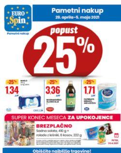 Eurospin katalog do 5. 5.