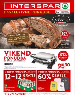 Interspar katalog do 13. 4.