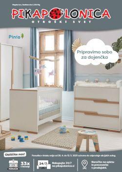 Pikapolonica katalog Pripravimo sobo za dojenčka