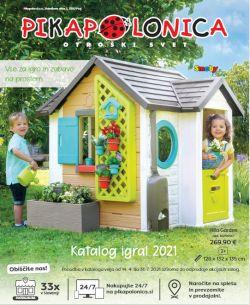 Pikapolonica katalog Igrala 2021