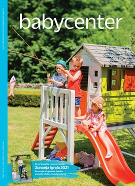 Baby Center katalog maj 2021