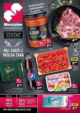 Mercator katalog do 14.4.