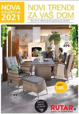 Rutar katalog Novi trendi za vaš dom