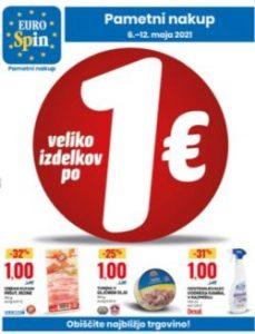 Eurospin katalog do 12. 5.