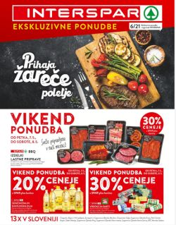 Interspar katalog do 11. 5.