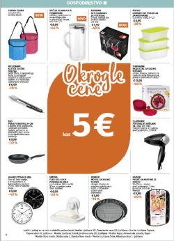 Muller katalog Ponudba gospodinjskih izdelkov