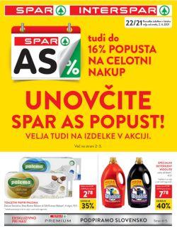 Spar in Interspar katalog do 8. 6.